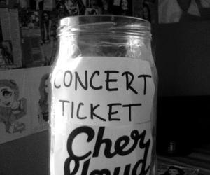 cher lloyd, concert, and ticket image