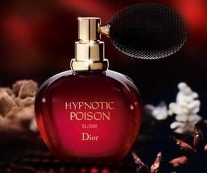 dior, hypnotic, and perfume image