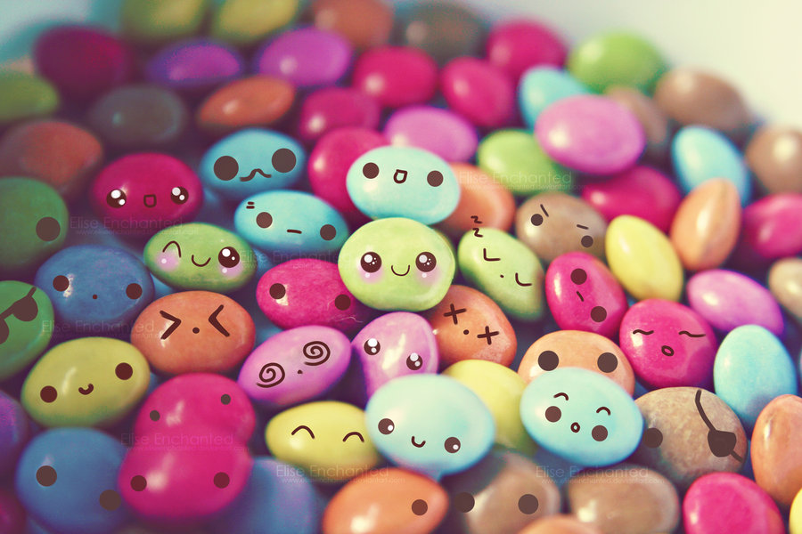 Cute Faces Wallpaper By EliseEnchanted On DeviantART