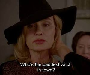 witch, ahs, and americanhorrorstory image