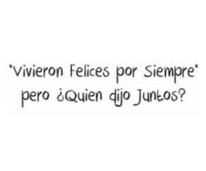 love, frases, and felices image