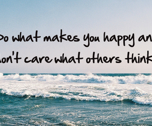 do, happy, and quotes image