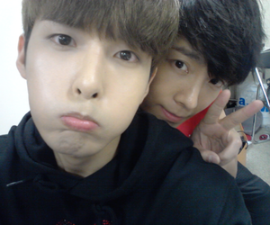 donghae, ryeowook, and SJ image