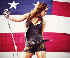 miley cyrus, party in the usa, and miley image