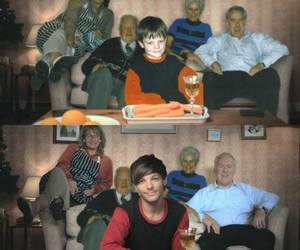 one direction, louis tomlinson, and story of my life image
