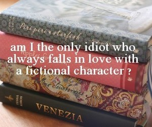 book, love, and character image