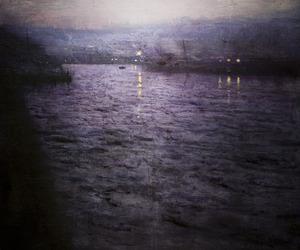 dark, indigo, and lights image