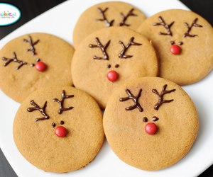 christmas, holiday, and Cookies image