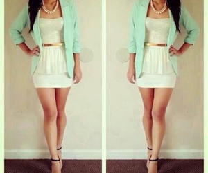 dark hair, nice, and outfit image