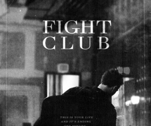 fight club and movie image