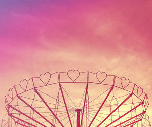pink, ♥, and love image