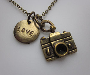 love, camera, and photography image