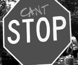 rhcp, can't stop, and black and white image