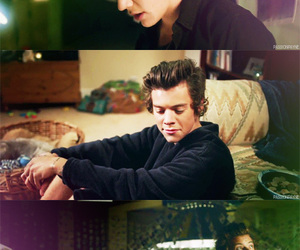 one direction, Harry Styles, and story of my life image