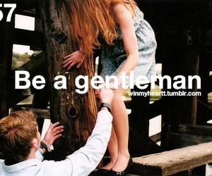 love, gentleman, and boy image