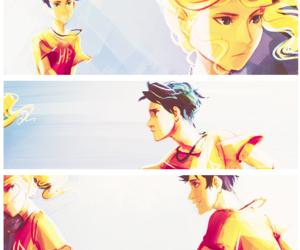 percy, hoo, and heroes of olympus image