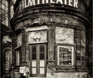 theater, film, and black and white image