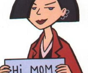 cartoon, Daria, and drugs image