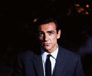 James Bond and Sean Connery image
