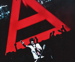jared leto, 30 seconds to mars, and this is war image