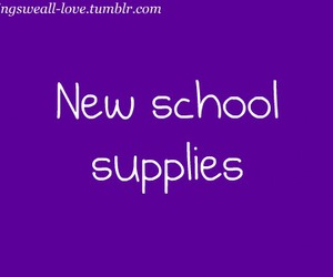 all, new, and school image