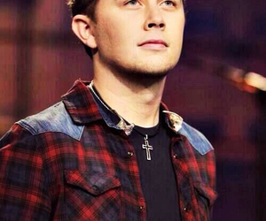 country music, hotties, and scotty mccreery image