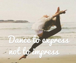 dance and express image