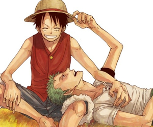 cute, one piece, and yaoi image