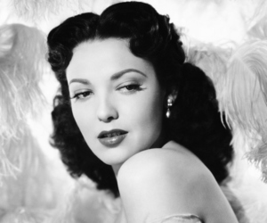 hollywood, classic movies, and linda darnell image