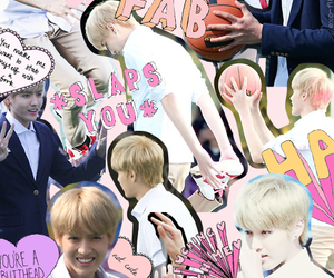 Collage, kris, and exo image