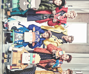 baby, kpop, and exo-k image
