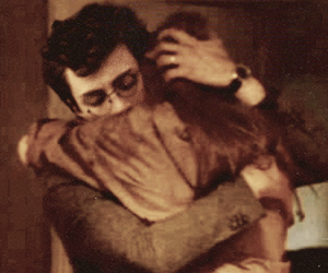 james potter, lily evans, and love image
