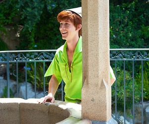 california, peter pan, and spieling peter image