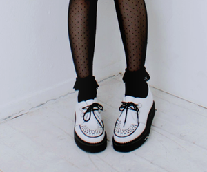 shoes, creepers, and legs image