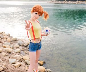 cosplay, misty, and pokemon image
