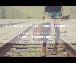 amis, toujours, and vacances image