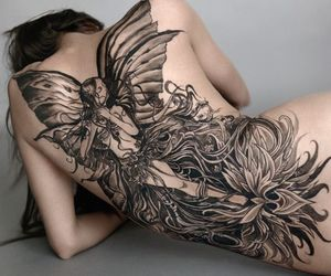 art, beautiful, and body image
