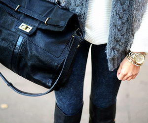 blogger, clothes, and fall image