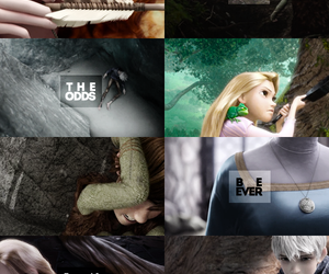 disney, the hunger games, and jack frost image
