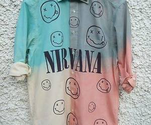 nirvana and clothes image