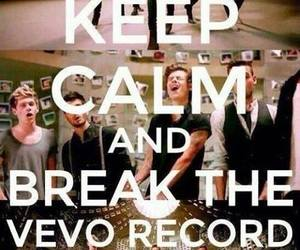 one direction, story of my life, and vevo image