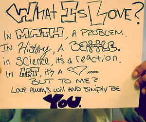 love, you, and art image