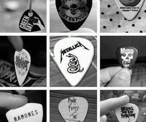 rock, green day, and metallica image