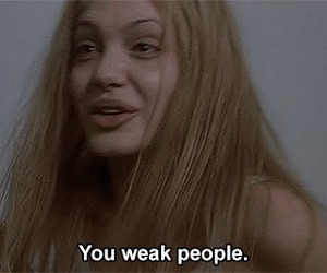 Angelina Jolie, girl interrupted, and people image