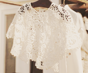 fashion, lace, and hanger image