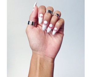 beauty, girl, and rings image