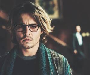 johnny depp, secret window, and sexy image