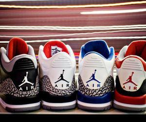 jordan, air jordan, and nike image