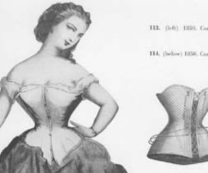 corset and tightlacing image