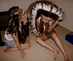 appropriation, costumes, and floor image